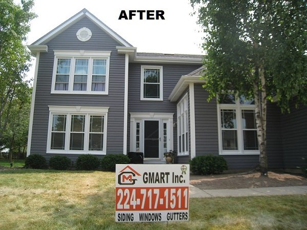 Residential Siding Contractor Chicago